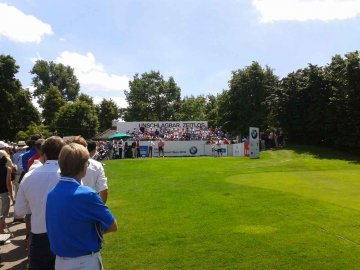 Golfclub Lärchenhof - BMW International Open 2018