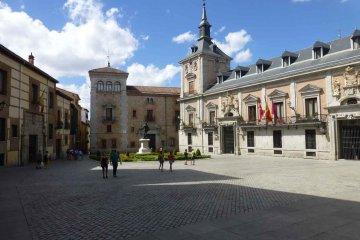 Spanien - Madrid - Plaza de la Villa