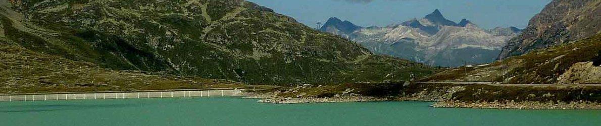Schweiz - Graubünden - Lago Bianco