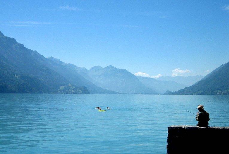 Schweiz - Berner Oberland - IBrienzersee