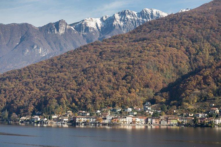 Schweiz - Tessin - Luganersee