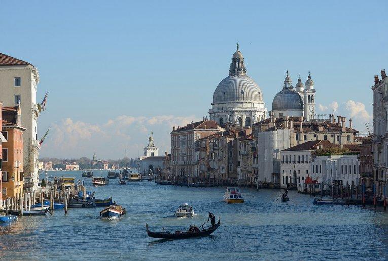 Italien - Venetien - Canal Grande