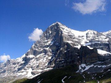 Schweiz - Berner Oberland - Eiger Nordwand