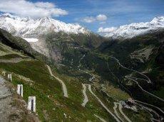 Schweiz - Wallis - Furkapass