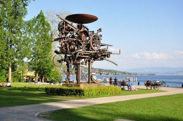 Schweiz - Zürich - Tinguely Heureka