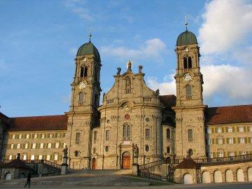 Schweiz - Kloster Einsiedeln