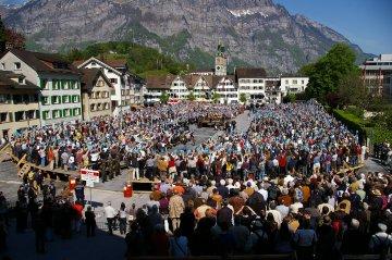 Schweiz - Landsgemeinde Glarus