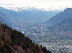Schweiz - Wallis - Martigny