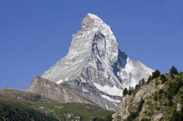 Alpensteinboecke - Matterhorn