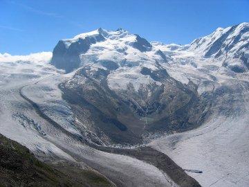 Schweiz - Wallis - Monte Rosa