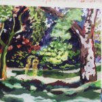 Katrin Roeber - Park 1
