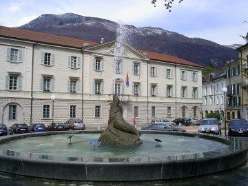 Schweiz - Tessin - Bellinzona