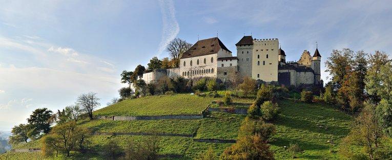 Schweiz - Schloss Luzern