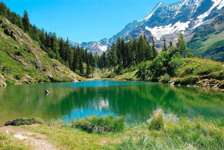 Schweiz - Wallis -Schwarzsee