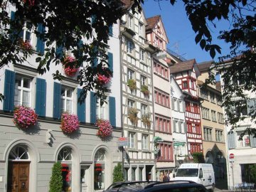 Schweiz - Tessin - St. Gallen