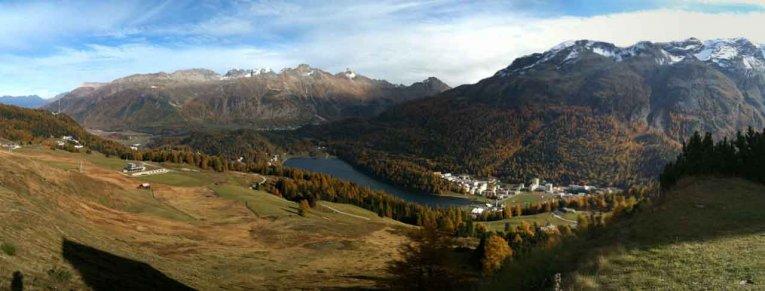 Schweiz - Graubünden - St. Moritz