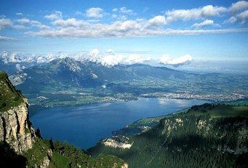 Schweiz - Berner Oberland - Thunersee