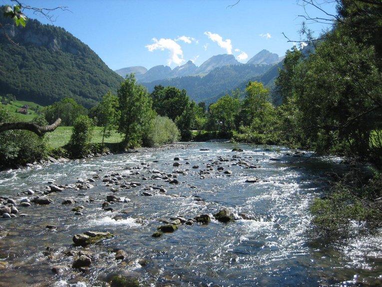Schweiz - Tessin - Thur