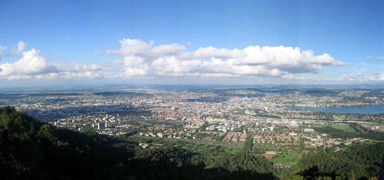 Schweiz - Zürich - Utliberg
