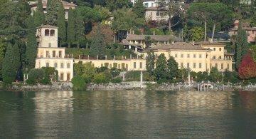Schweiz - Tessin -Villa Favorita Lugano