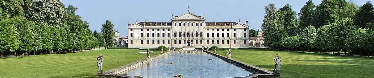 Italien - Venetien - Villa Pisani