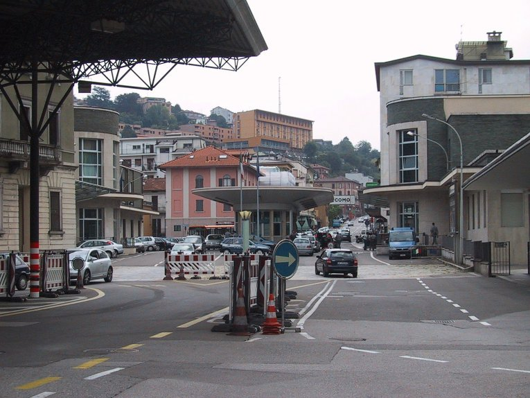 Schweiz - Tessin - Chiasso