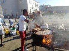 Südafrika - Kapstadt - Langa Township