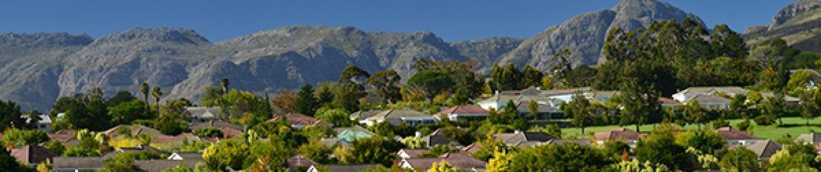 Südafrika - Helderberg Golf Club
