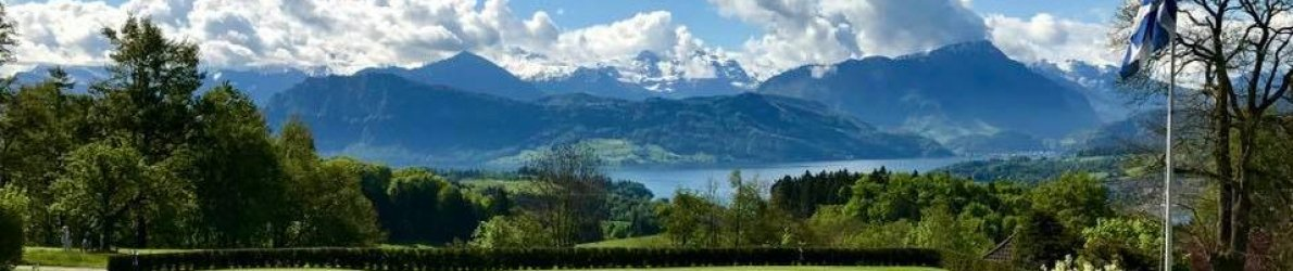 Alpensteinboecke - Golfclub Luzern