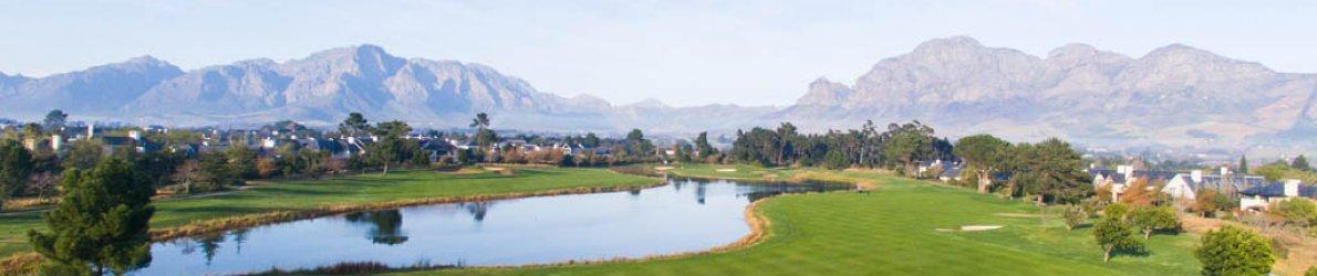 Südafrika - Pearl Valley Golf Club