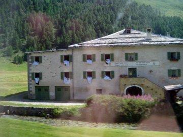 Schweiz - Graubünden