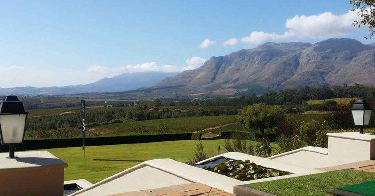 Südafrika - Stellenbosch