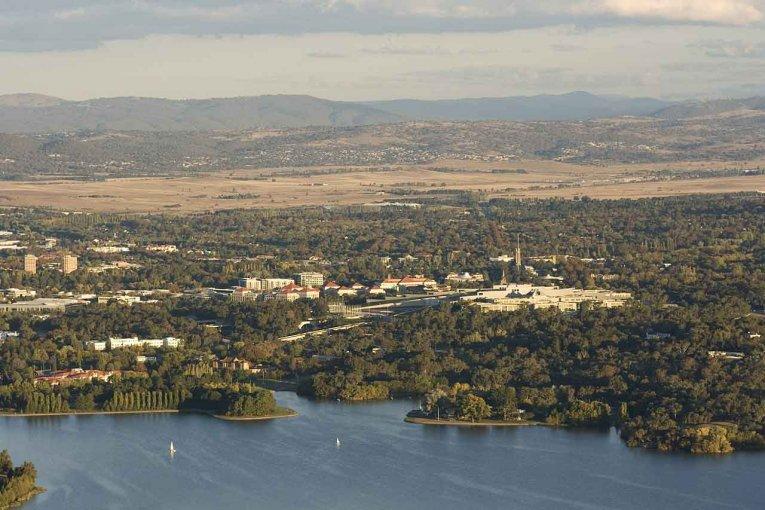 ACT-Australien Hauptstadtgebiett - Canberra