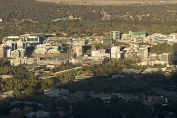 ACT-Australien Hauptstadtgebiet - Canberra