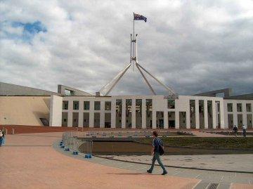 ACT-Australien Hauptstadtgt - Canberra Parlamentebiet