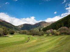 Schweiz - Golf Club Crans-sur-Sierre