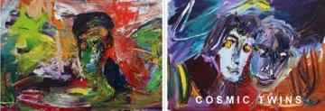 Künstler-Duo - Cosmic Twins