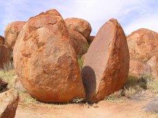 Australien - Northern Territory - Devils Marbles