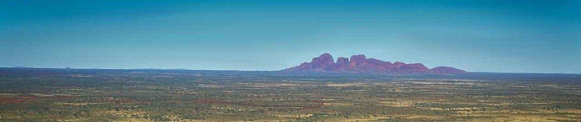 Australien - Northern Territory - Kata Tjuta (Olgas)