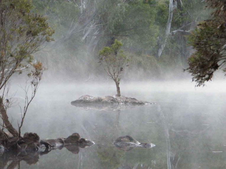 Australien - Queensland - Lake Waterhole