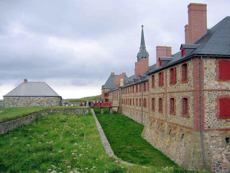 Kanada Louisbourg