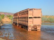 Australien - Road Train