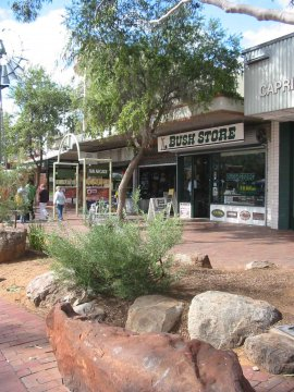Australien - Northern Territory - Alce Springs