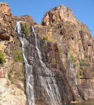 Australien - Northern Territory - Twin Falls