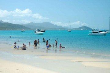 Australien - Queensland - Whitsunday Islands