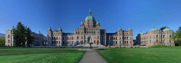 Kanada - Bitish Columbia - Parlament
