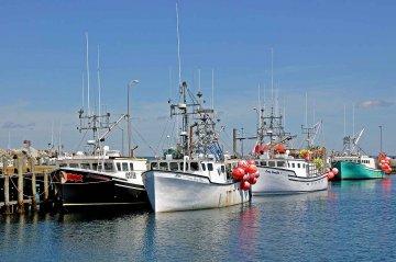 Kanada - Nova Scotia - Clark's Harbour