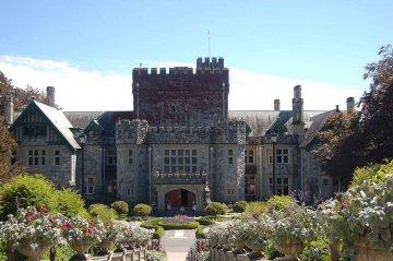 Kanada - Bitish Columbia - Hartley Castle