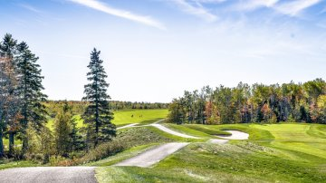 Kanada - New Brunswick - Golfclub Royal Oaks