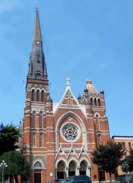 Kanada - Bitish Columbia- St. Andrews Cathedral